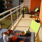 le bienheureux hébergement pour curistes Aix les Bains centre ville