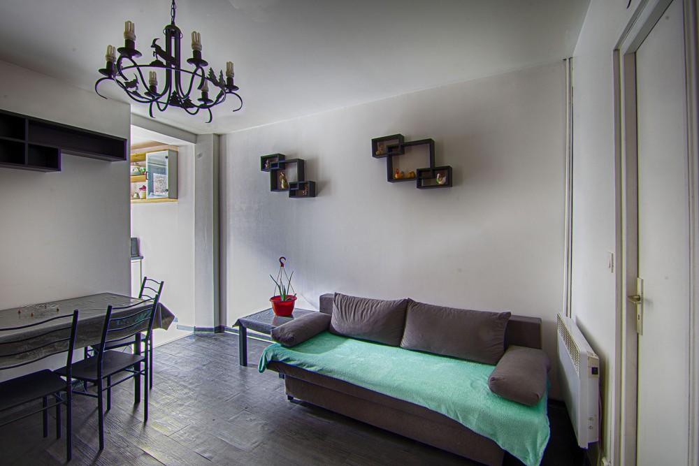 Salon appartement 2 pièces